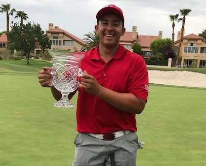 Keyer Wins 2017 Nevada State Match Play