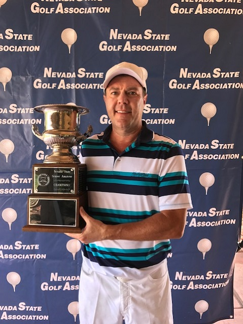 Todd Roberts Wins 2017 Nevada State Senior Amateur