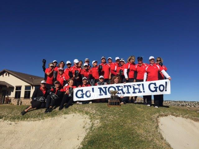 North Team Wins Third-Straight Nevada State Women's Silver Cup
